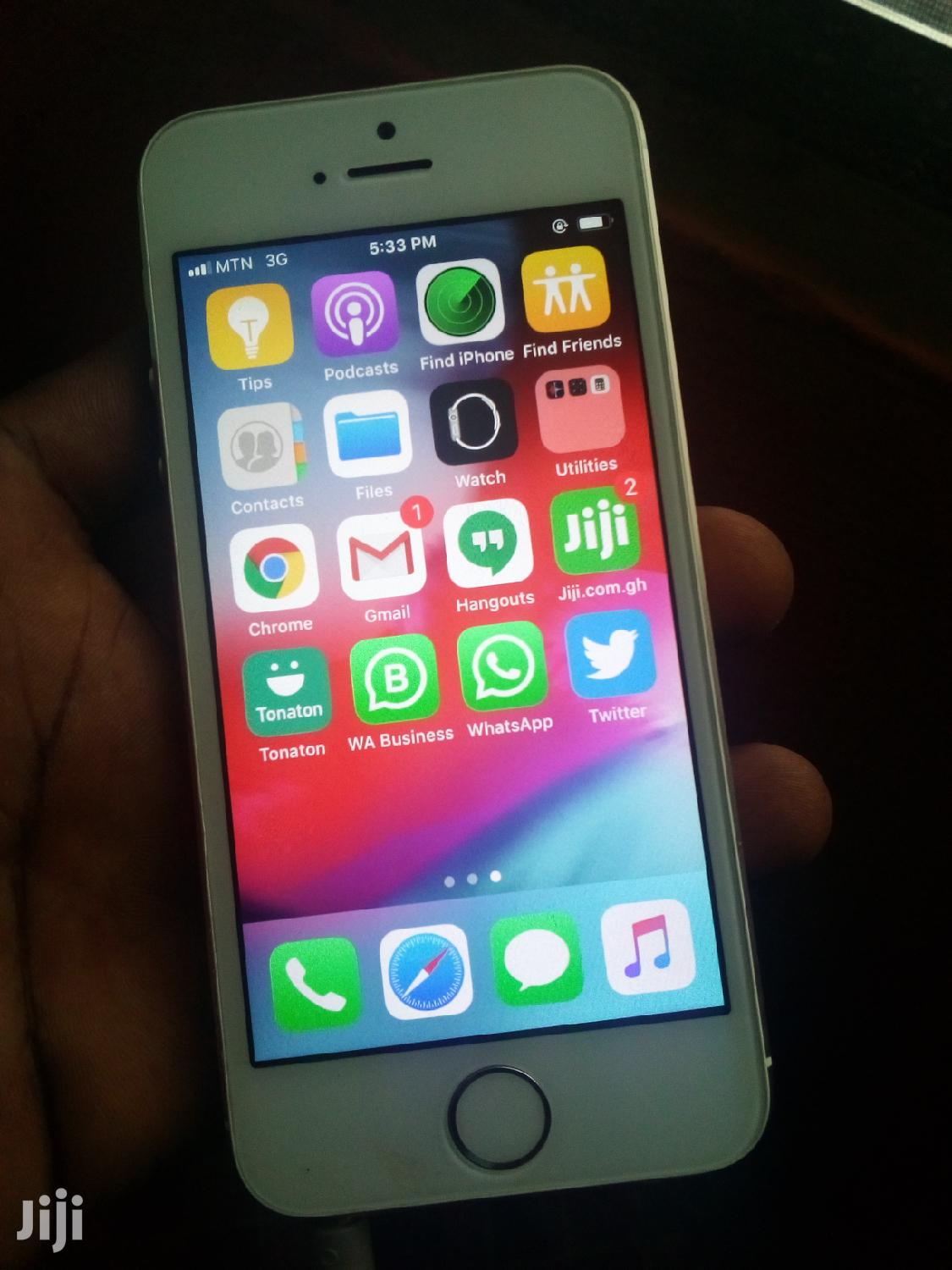 Archive: New Apple iPhone 5s 32 GB Gray