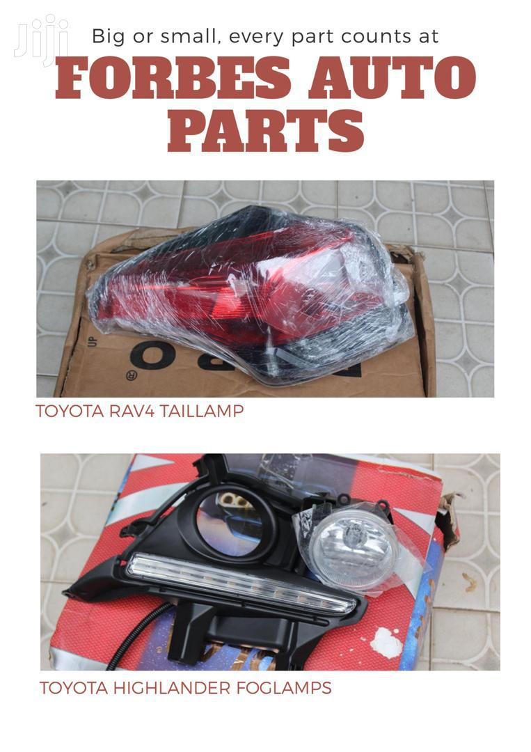 Archive: Forbes Auto Parts