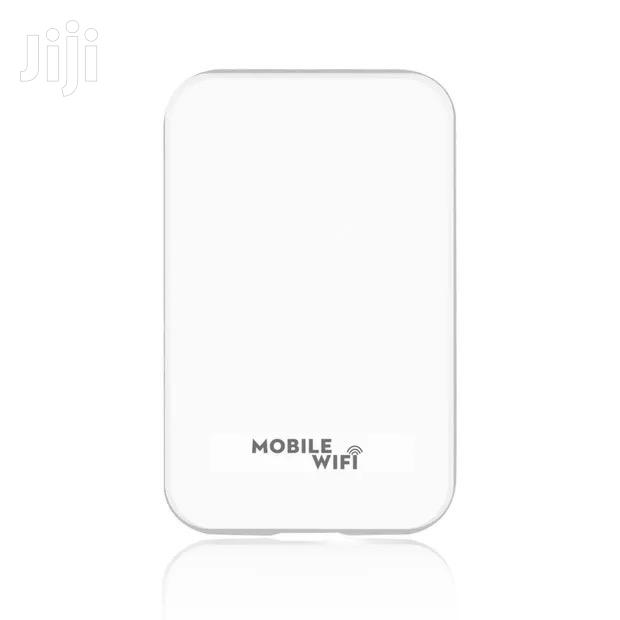 4G Wi-Fi Mobile Router Mini Mi-Fi Wireless Modem Network | Networking Products for sale in Tamale Municipal, Northern Region, Ghana