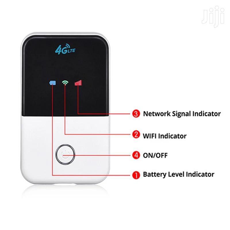 4G Wi-Fi Mobile Router Mini Mi-Fi Wireless Modem Network