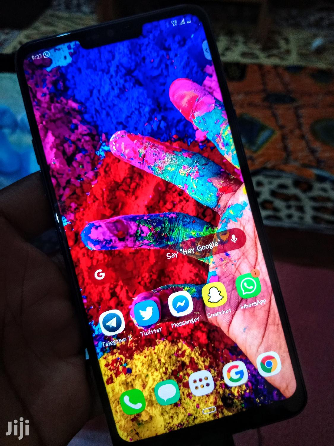 LG G7 ThinQ 64 GB Blue | Mobile Phones for sale in Teshie-Nungua Estates, Greater Accra, Ghana