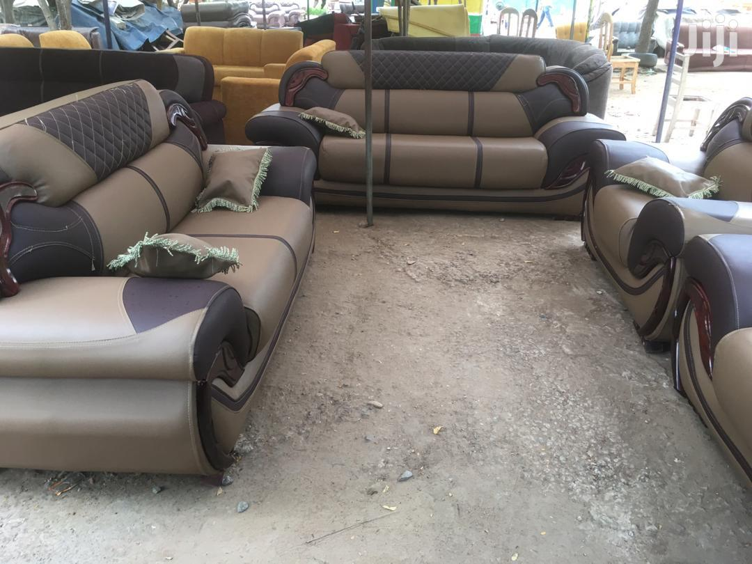 Archive: Big Quality Leather Sofa Set