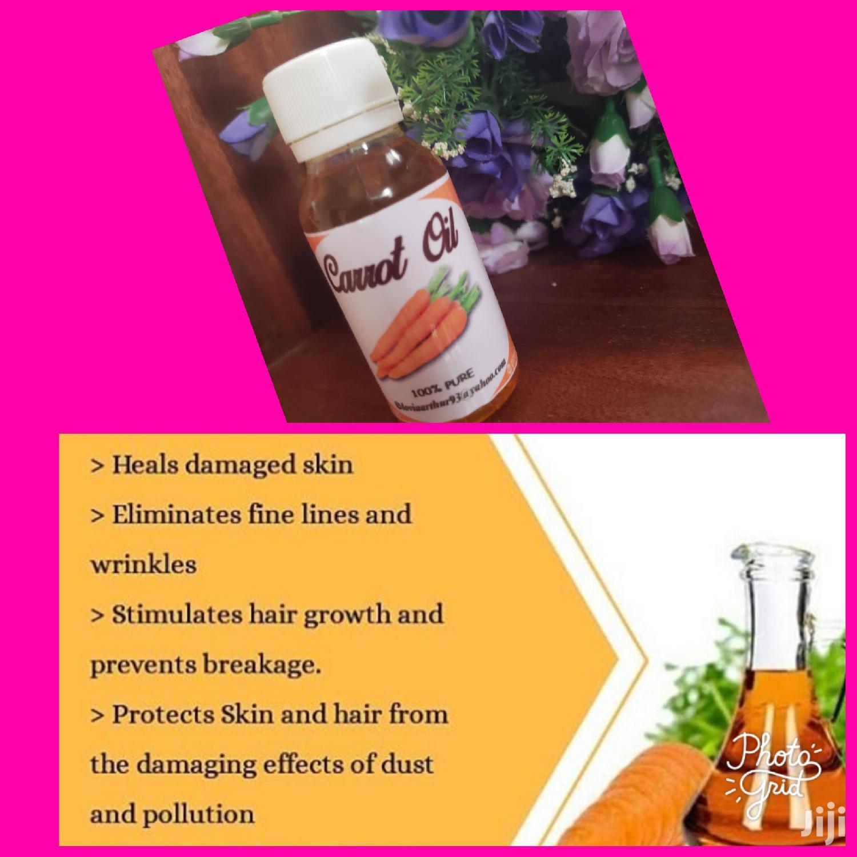 Carrot Oil For Radiance Skin