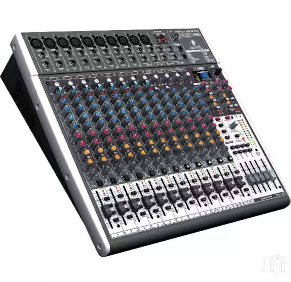 Sound Card/Behringer Xenyx X2442 USB