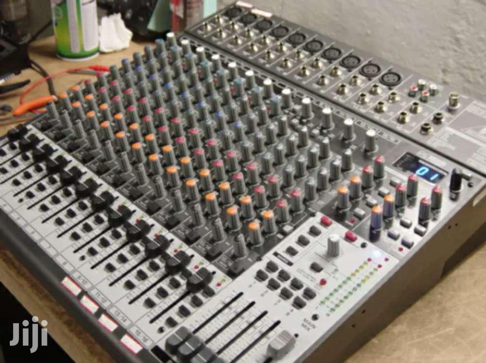 Sound Card/Behringer Xenyx X2442 USB | Audio & Music Equipment for sale in Cantonments, Greater Accra, Ghana