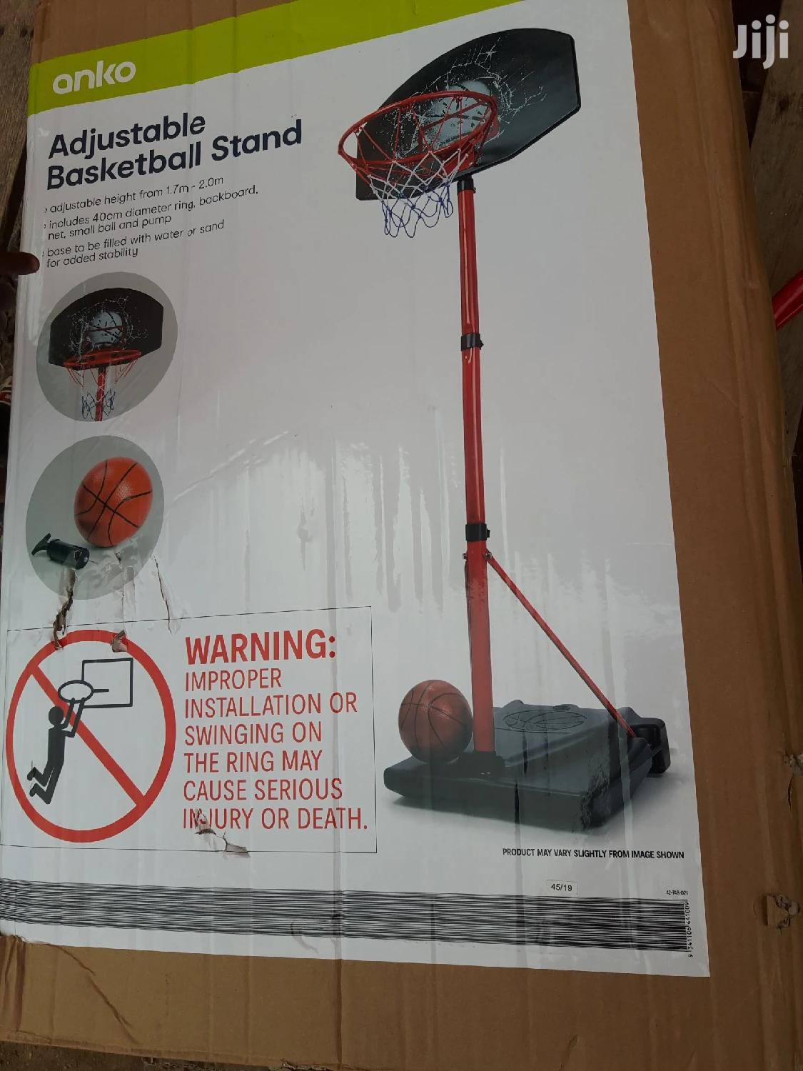 Basketball Stand (Teenagers) | Sports Equipment for sale in Ga South Municipal, Greater Accra, Ghana