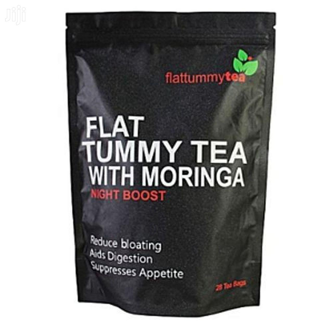 Archive: Flat Tummy Tea With Moringa