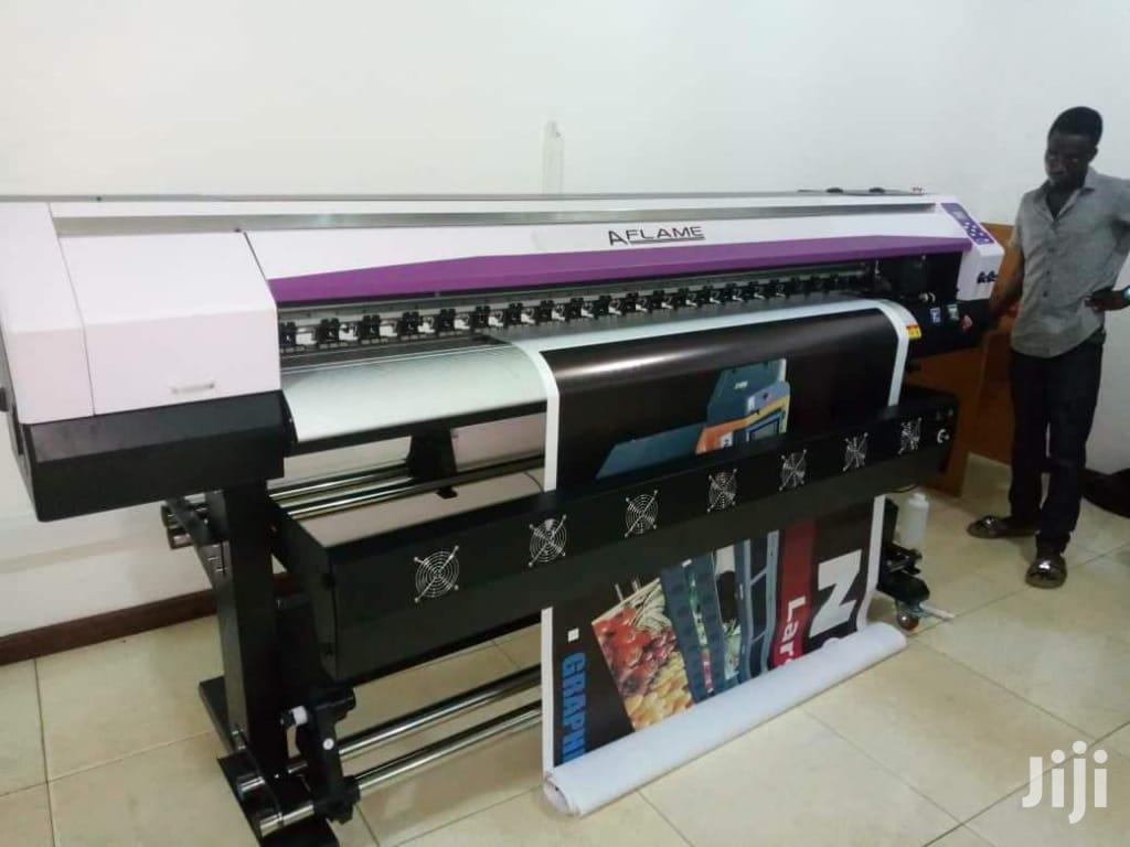 Archive: Promotion Brand New Large Format Printer In Box.