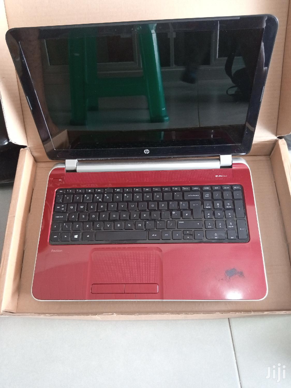 Archive: Laptop HP Pavilion 15 4GB Intel Core i5 HDD 500GB