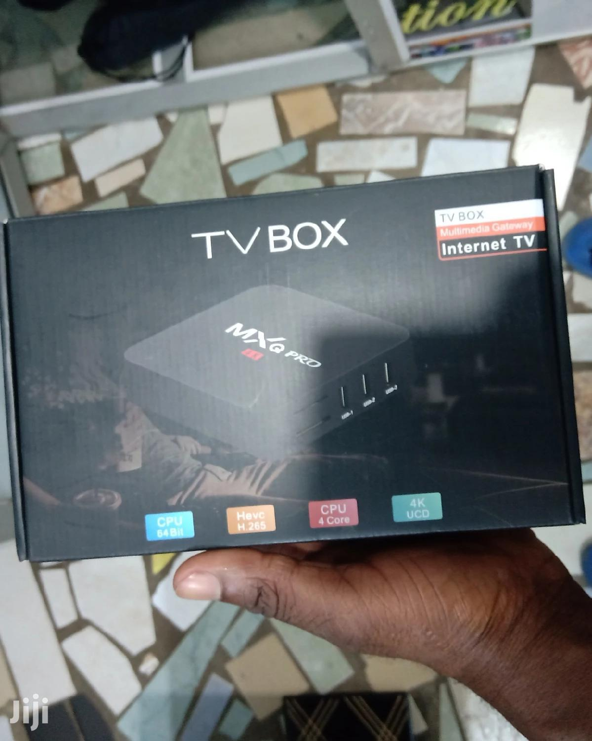 Android TV Box 2GB/16GB | TV & DVD Equipment for sale in Accra Metropolitan, Greater Accra, Ghana