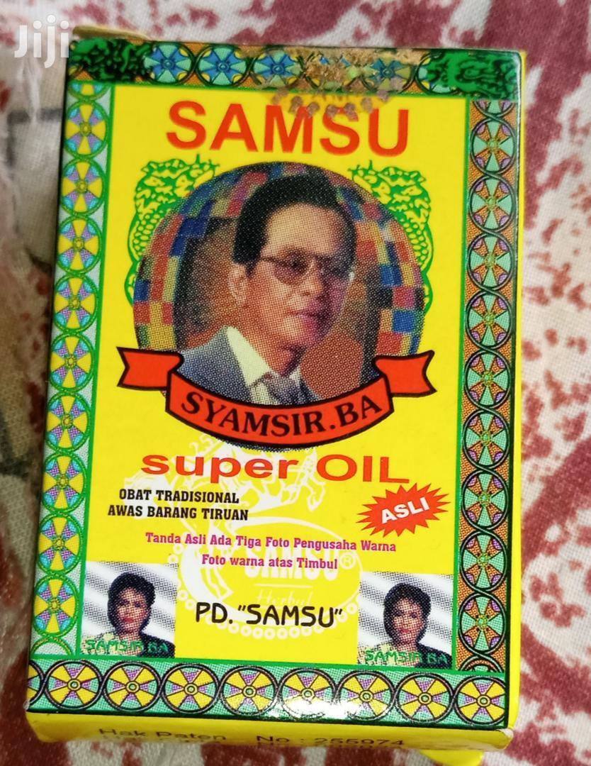 Original Samsu Oil