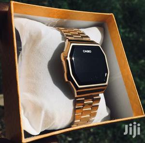 Casio Digital Touch Watch