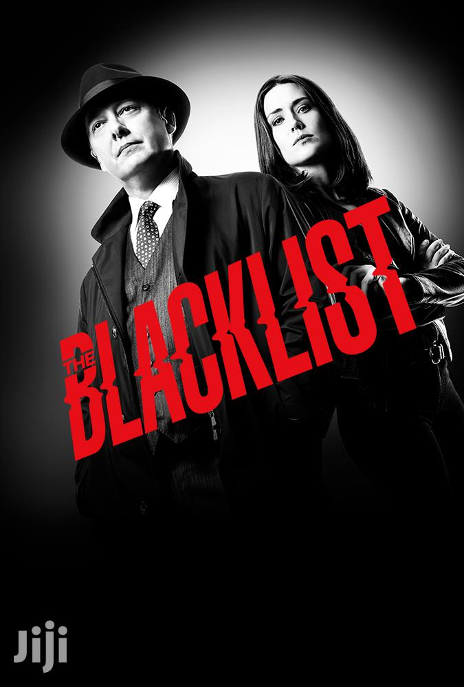 The Blacklist (TV Series 2013– 2020 ) | CDs & DVDs for sale in Achimota, Greater Accra, Ghana