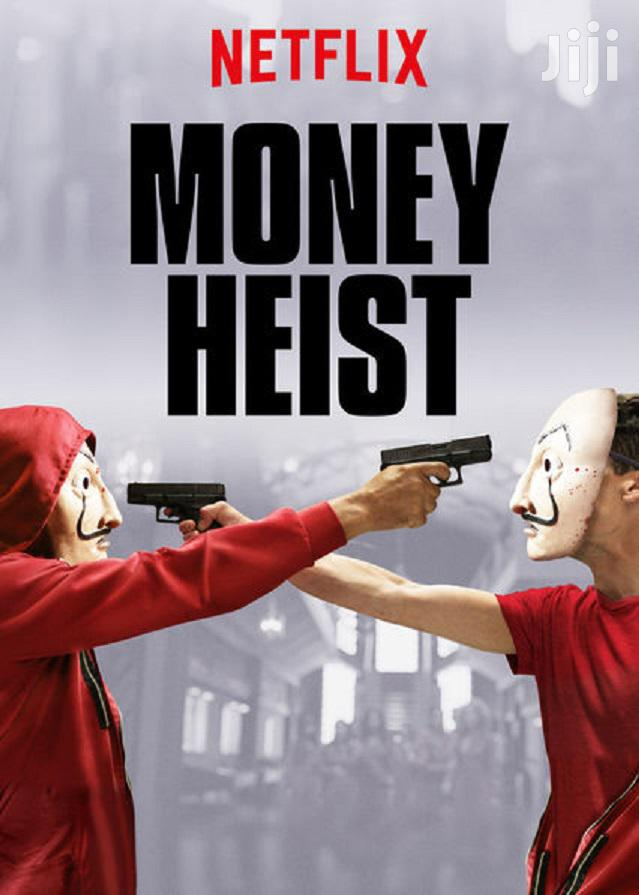 Money Heist (TV Series 2017– 2020 ) | CDs & DVDs for sale in Achimota, Greater Accra, Ghana