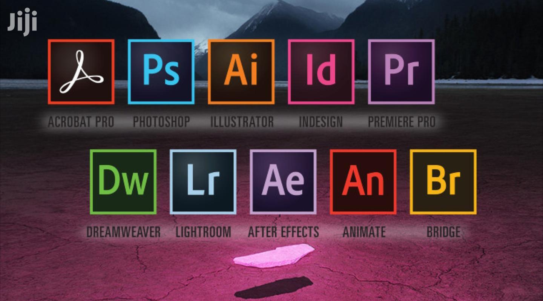 Adobe CC 2020 Complete For Mac/Win