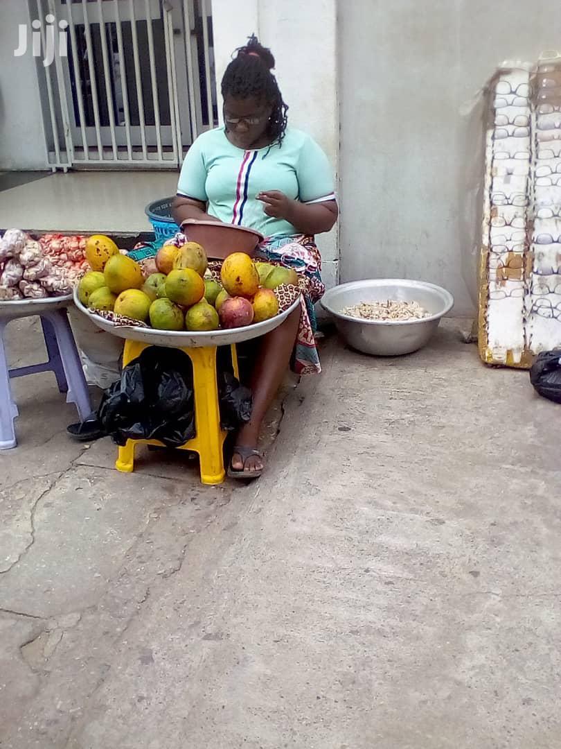 Super Market Attendant