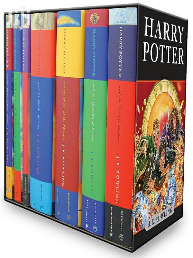 Archive: Harry Potter Complete Book Collection Ebook