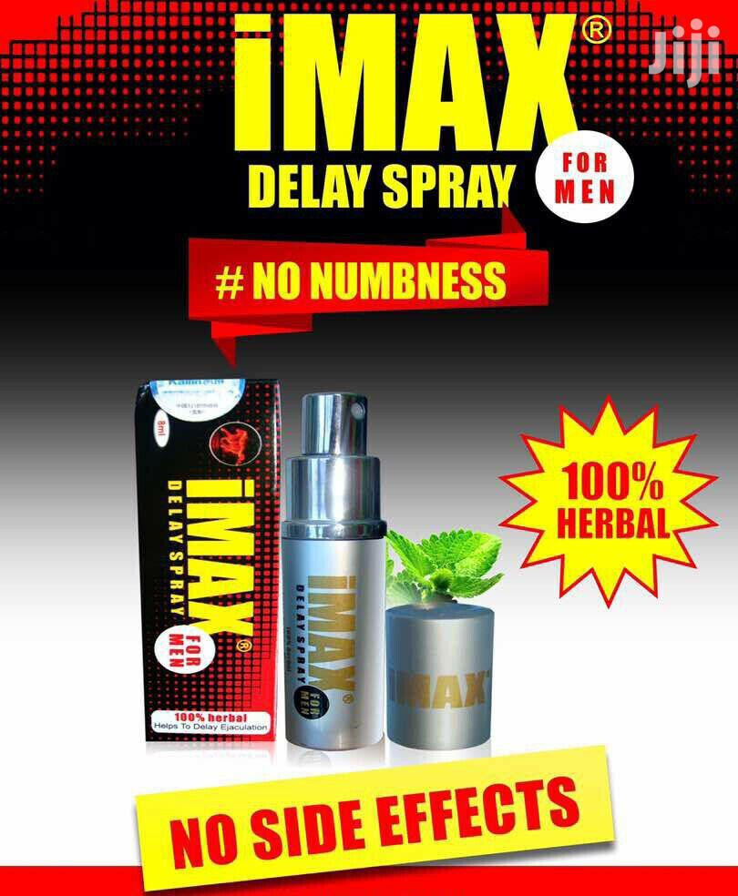 IMAX DELAY SPRAY 8ml Super Strong Premature Ejaculation Sex Products