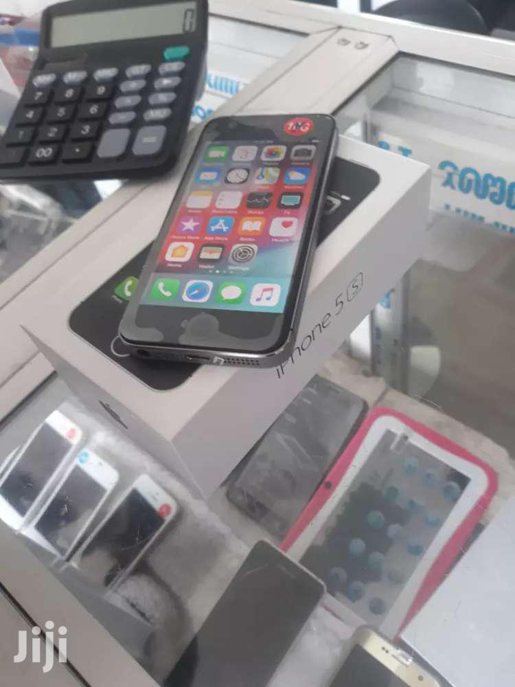 Fresh Apple iPhone 5s Black 32 GB | Mobile Phones for sale in Nungua East, Greater Accra, Ghana