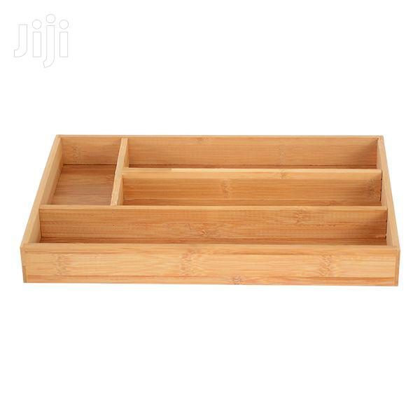 Wooden Cutlery Tray | Kitchen & Dining for sale in Accra Metropolitan, Greater Accra, Ghana