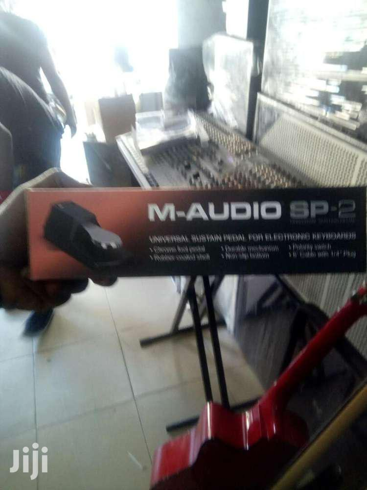 M-audio Sustain Pedal | Musical Instruments & Gear for sale in Dansoman, Greater Accra, Ghana