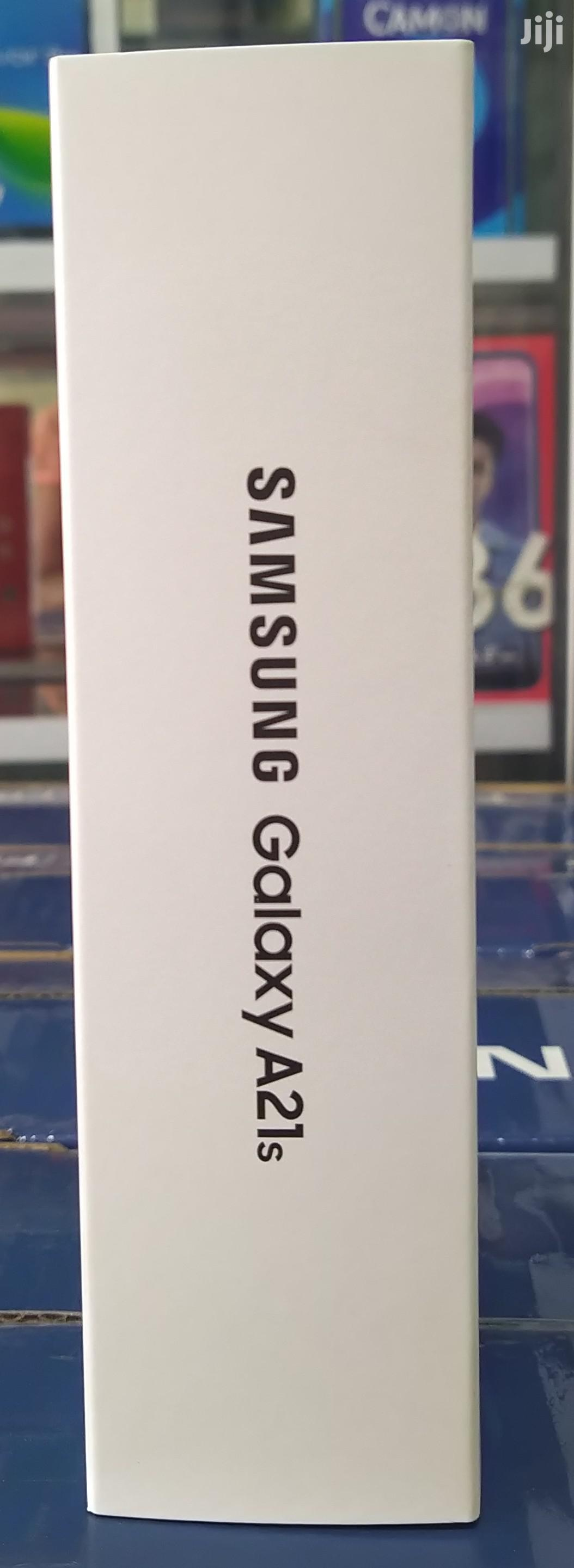 New Samsung Galaxy A21s 64 GB Black | Mobile Phones for sale in Avenor Area, Greater Accra, Ghana