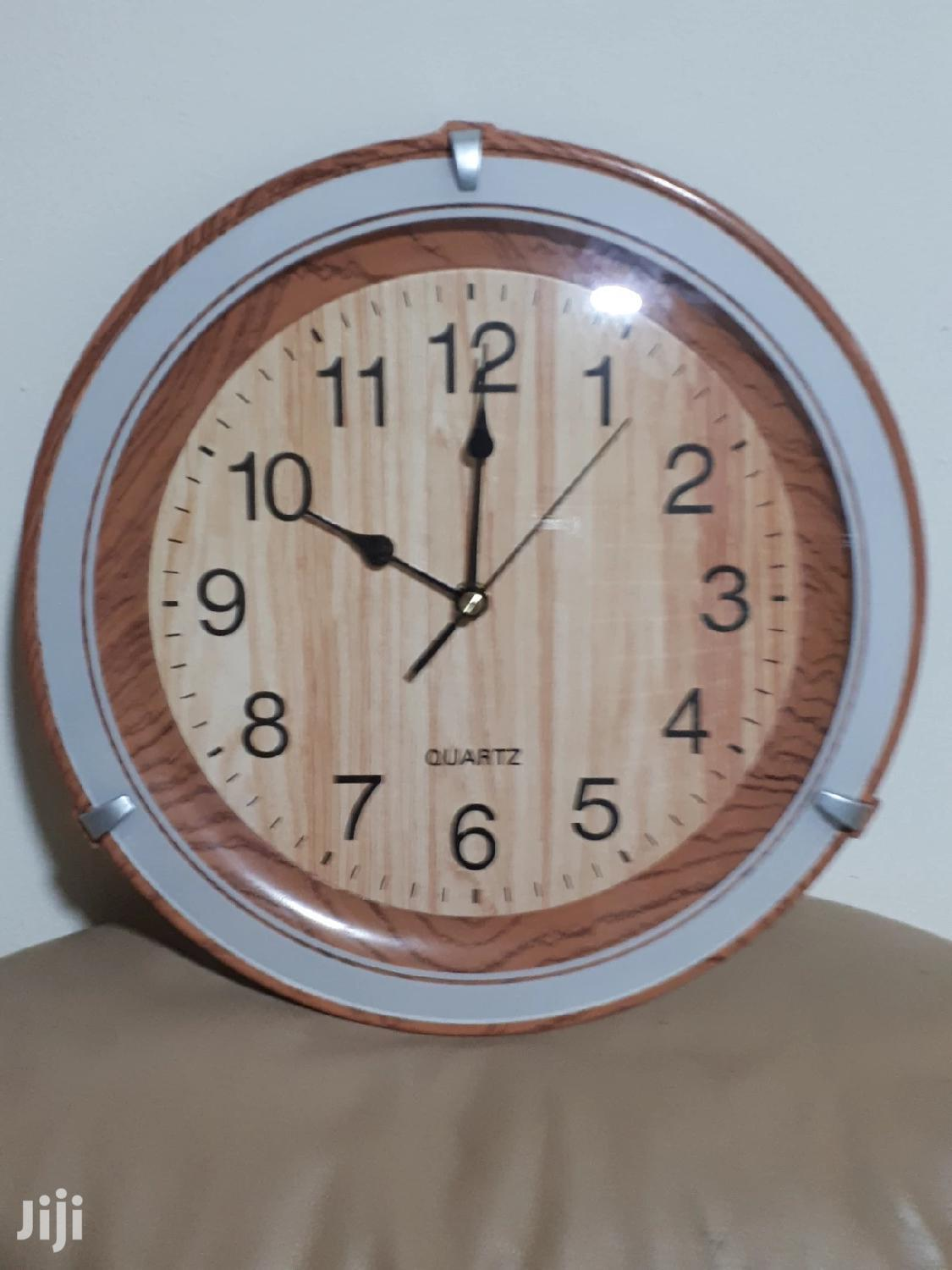 Archive: Wall Clocks