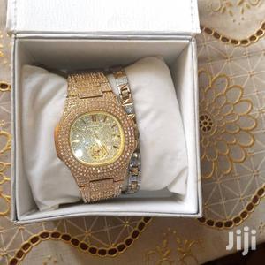 Patek Watch (Iced)