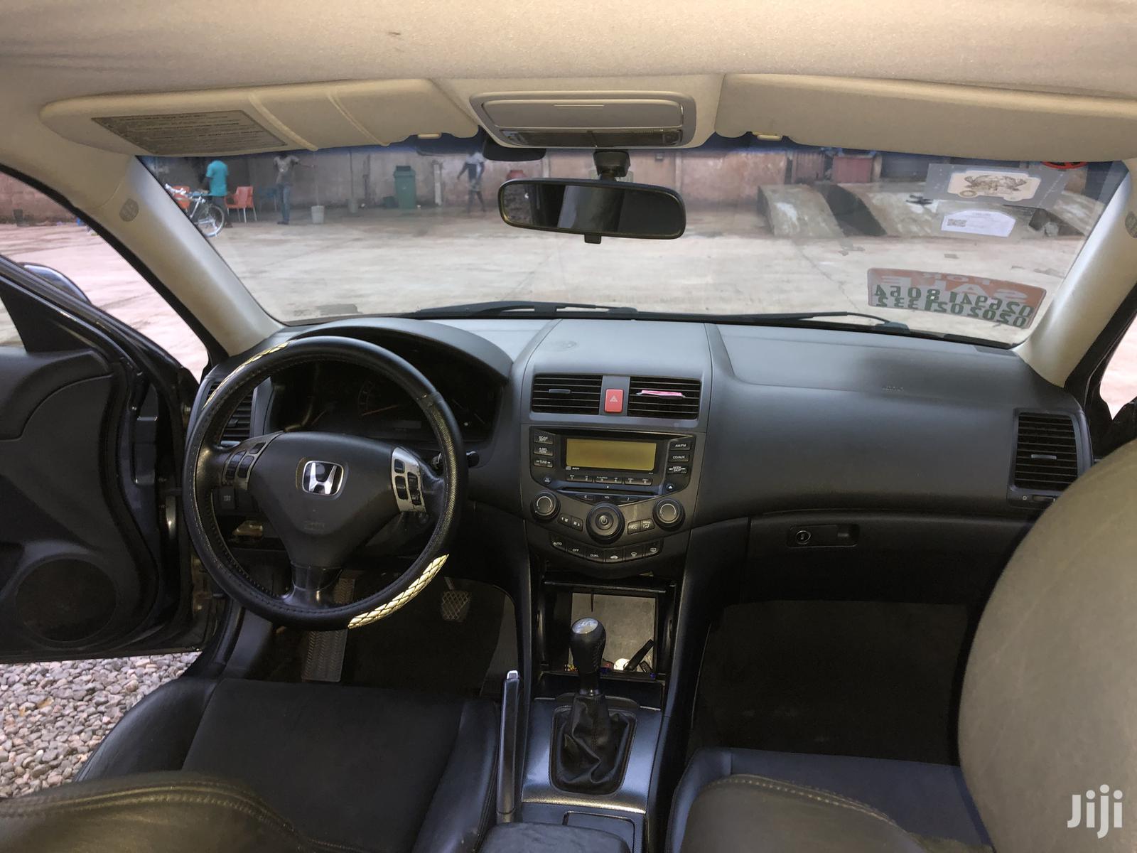 Archive: Honda Accord 2007 Beige