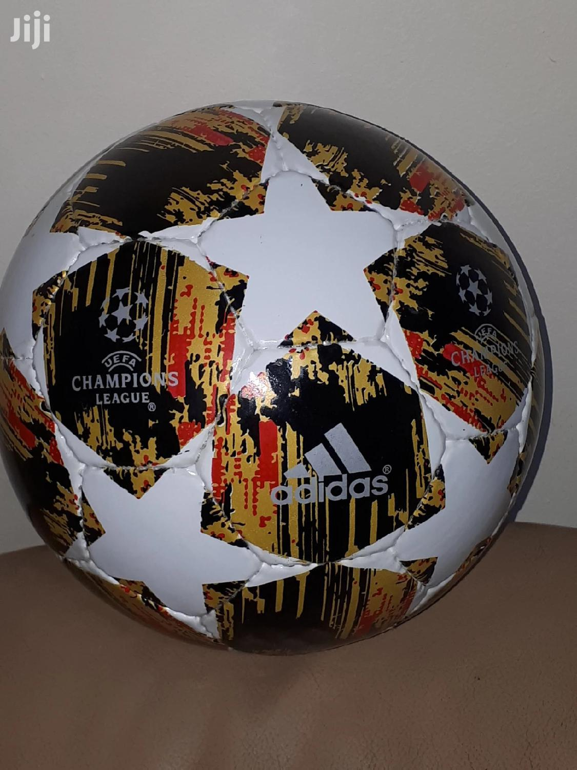 Quality Adidas Champions League Soccer Ball/ Football