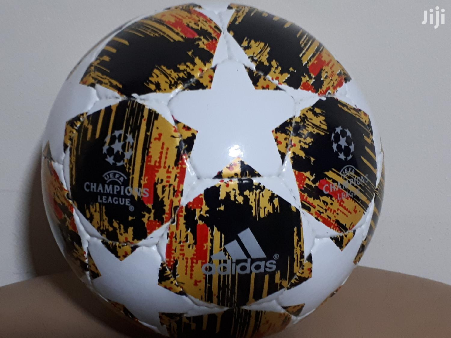 Quality Adidas Champions League Soccer Ball/ Football | Sports Equipment for sale in Teshie-Nungua Estates, Greater Accra, Ghana