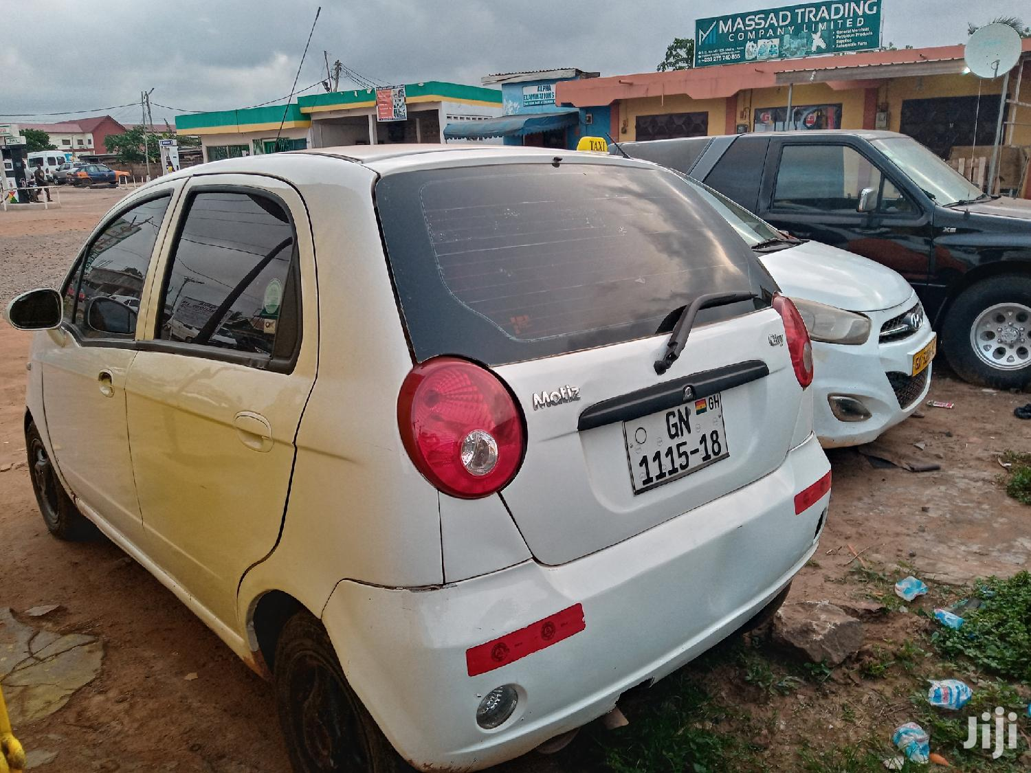 Daewoo Matiz 2008 White | Cars for sale in Kwashieman, Greater Accra, Ghana