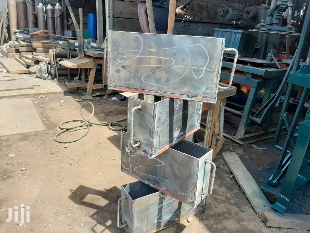 Hand Mould For Blocks   Building Materials for sale in Accra Metropolitan, Greater Accra, Ghana