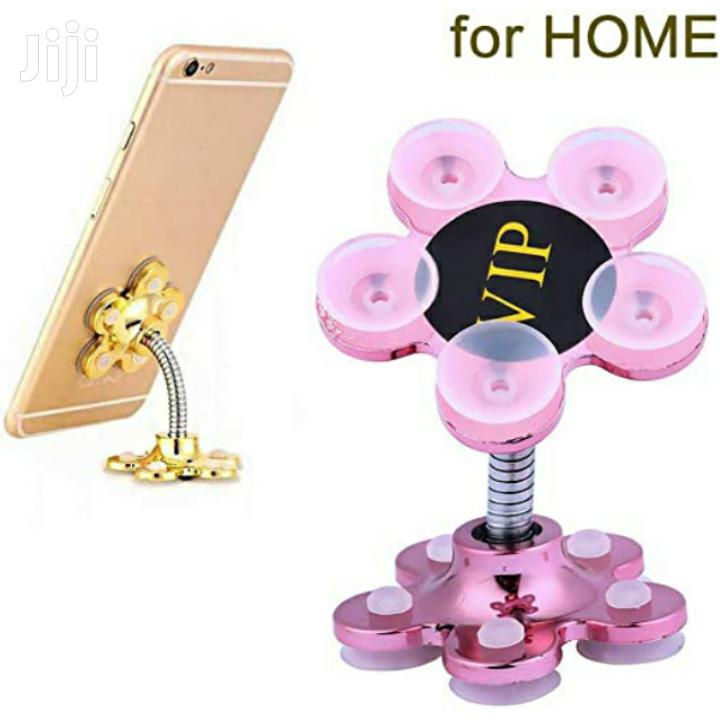 Magic Suction Phone Holder | Accessories for Mobile Phones & Tablets for sale in Airport Residential Area, Greater Accra, Ghana