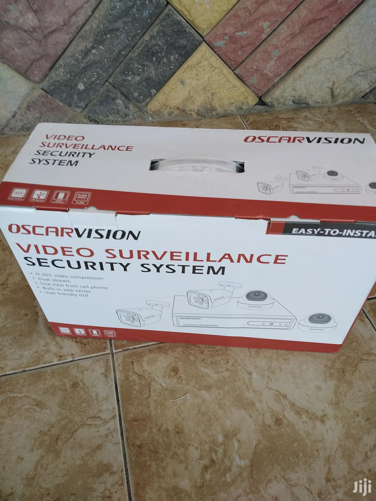 CCTV Camera 4 Channels Oscarvision | Security & Surveillance for sale in Bubuashie, Greater Accra, Ghana