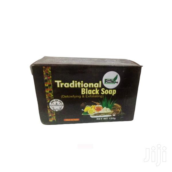 Fresh Flourishing Traditional Black Soap