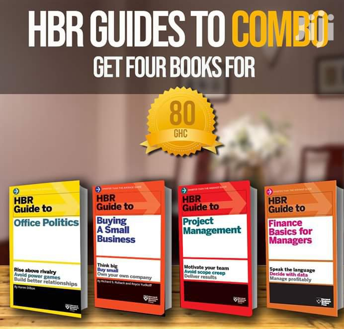 Havard Business Review Books