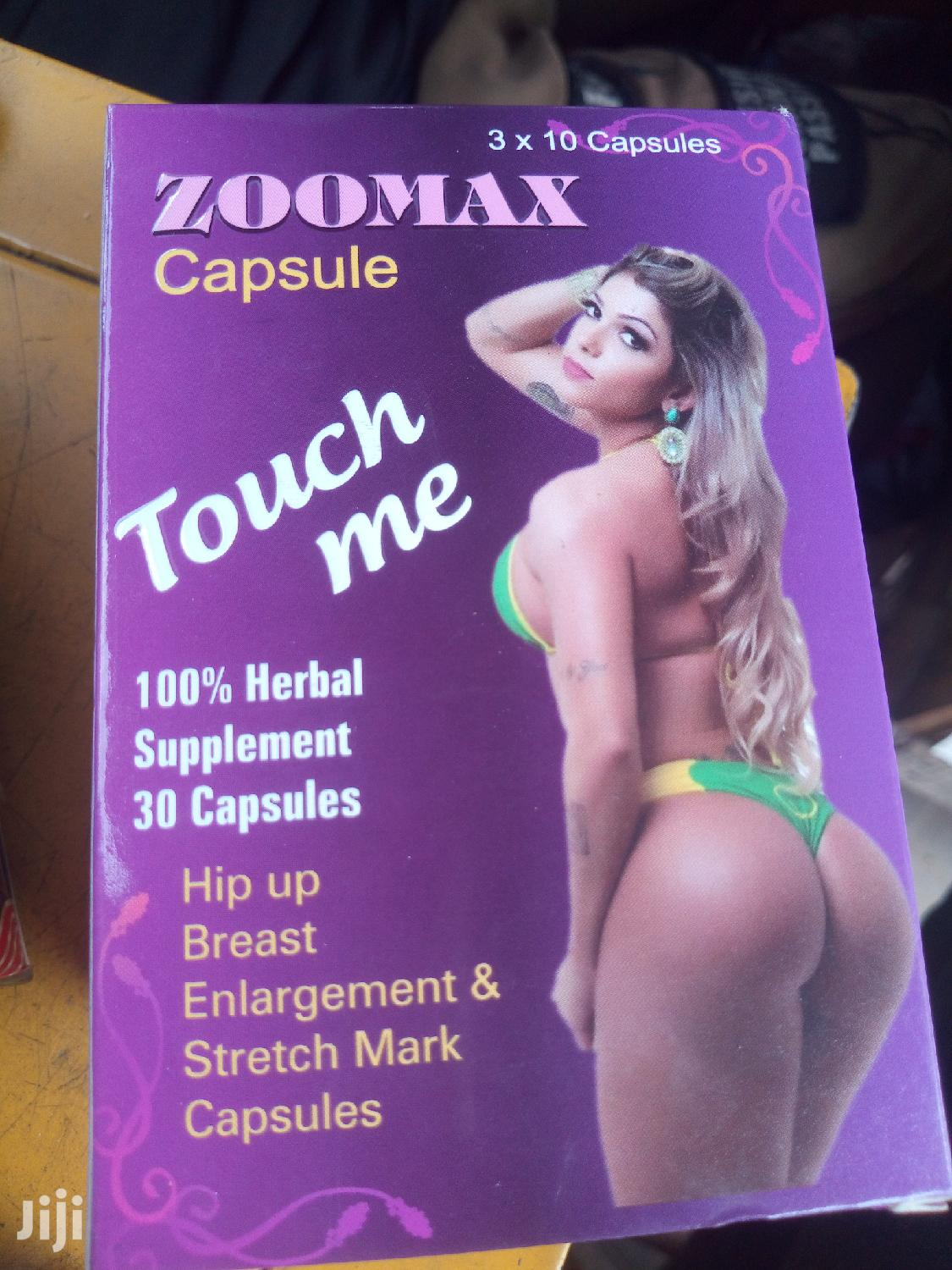 Zoomax Capsules ( Touch Me)
