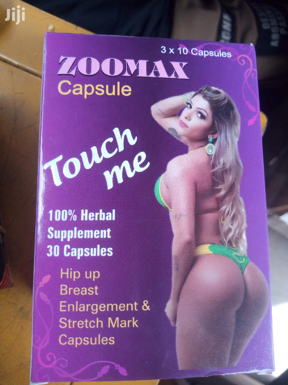 Zoomax Capsules ( Touch Me) | Vitamins & Supplements for sale in Accra new Town, Greater Accra, Ghana