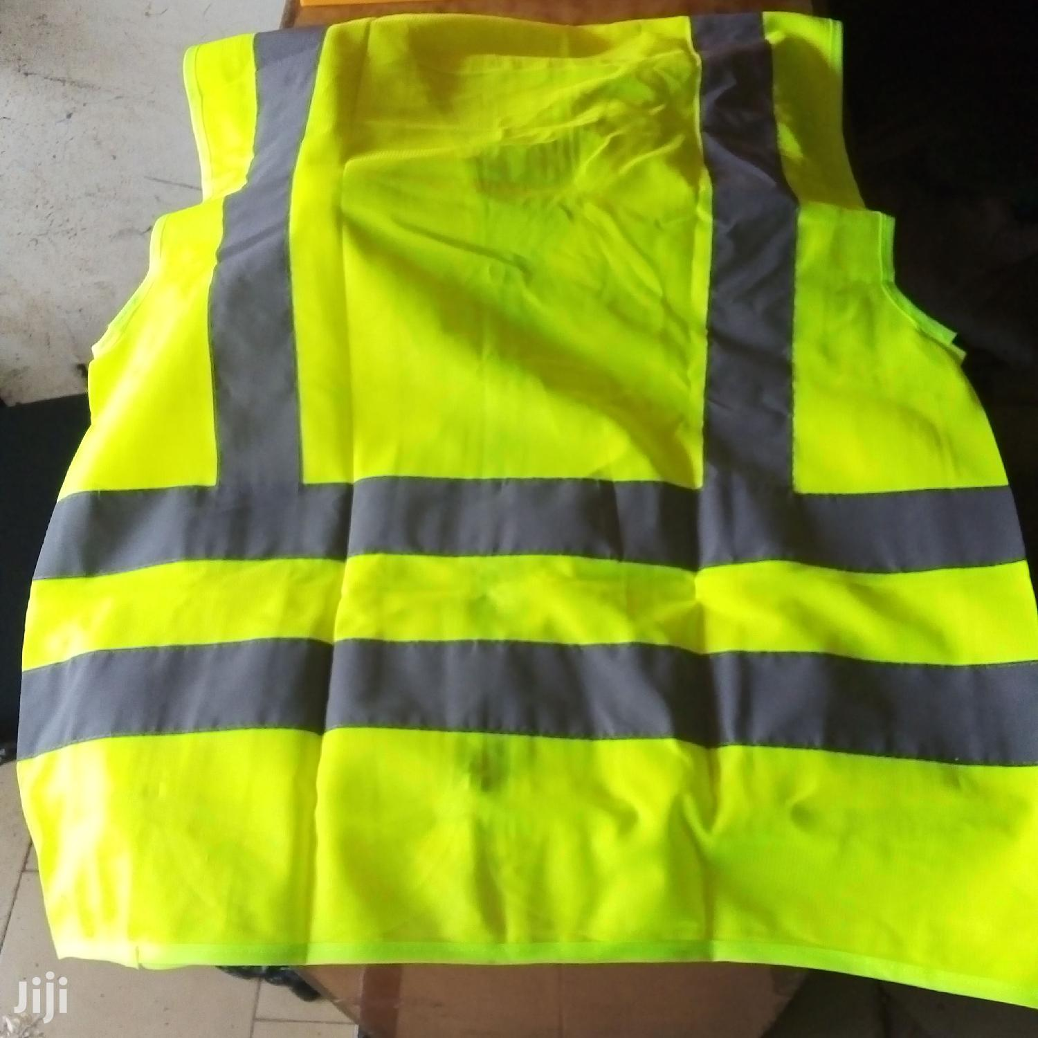 Reflective Vest With Pocket | Safety Equipment for sale in Ashaiman Municipal, Greater Accra, Ghana