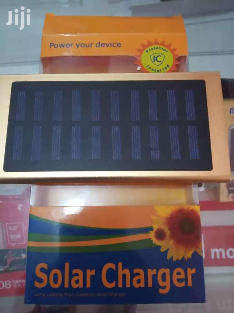 Archive: Solar Power Bank 10000 Mah