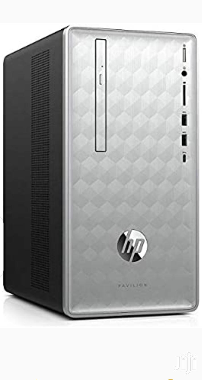 Archive: New Desktop Computer HP Pavilion 790 4GB Intel Celeron HDD 1T