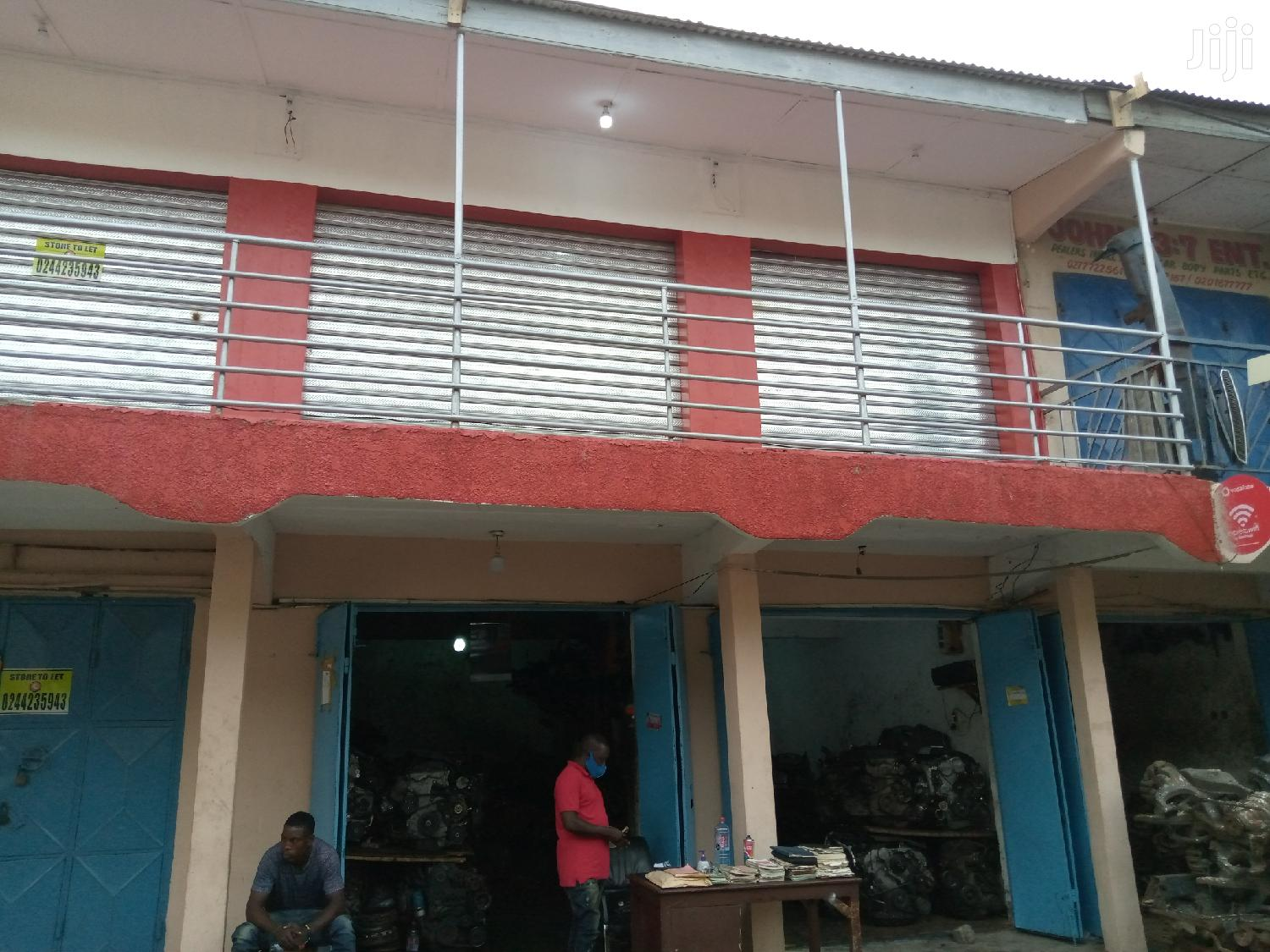 Shops for Lease at Abosey Okai | Commercial Property For Sale for sale in Abossey Okai, Greater Accra, Ghana