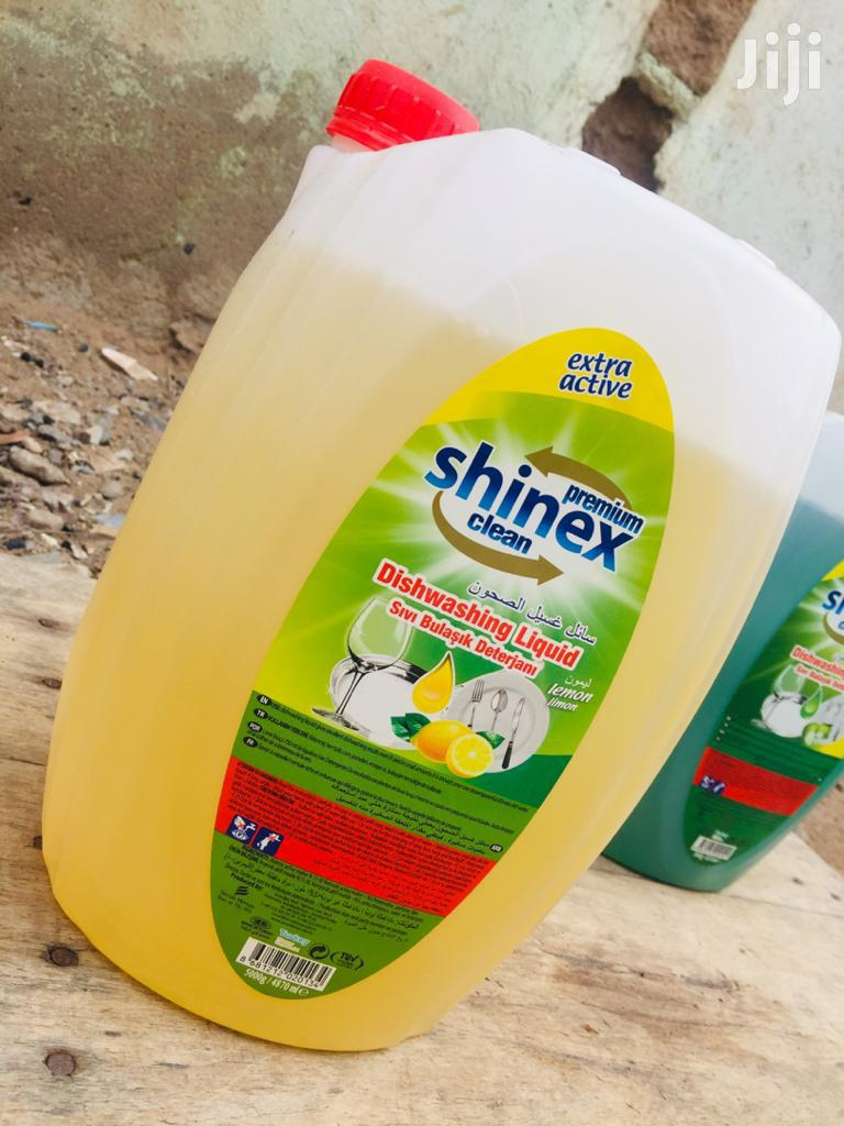 Shinex Dish Washing