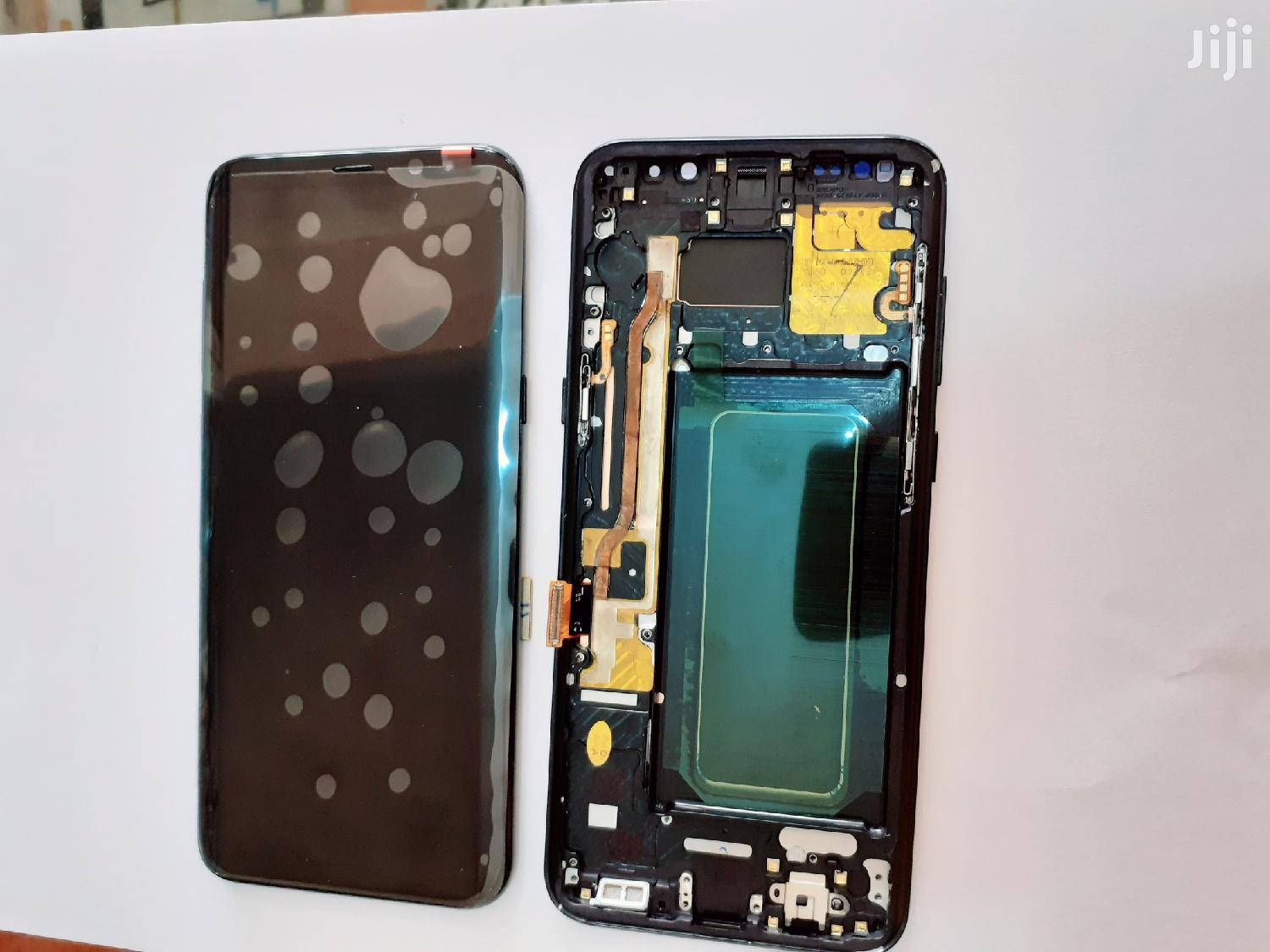 Samsung S8 Plus Original Screen | Accessories for Mobile Phones & Tablets for sale in Asylum Down, Greater Accra, Ghana