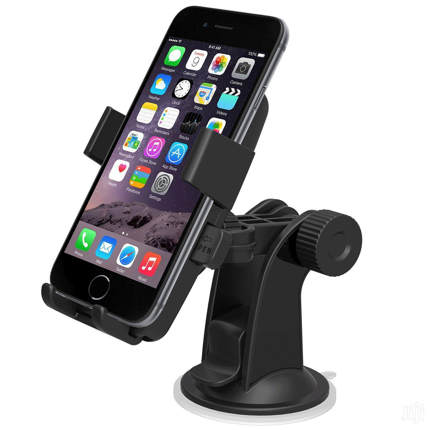 One - Touch Car Phone Mount