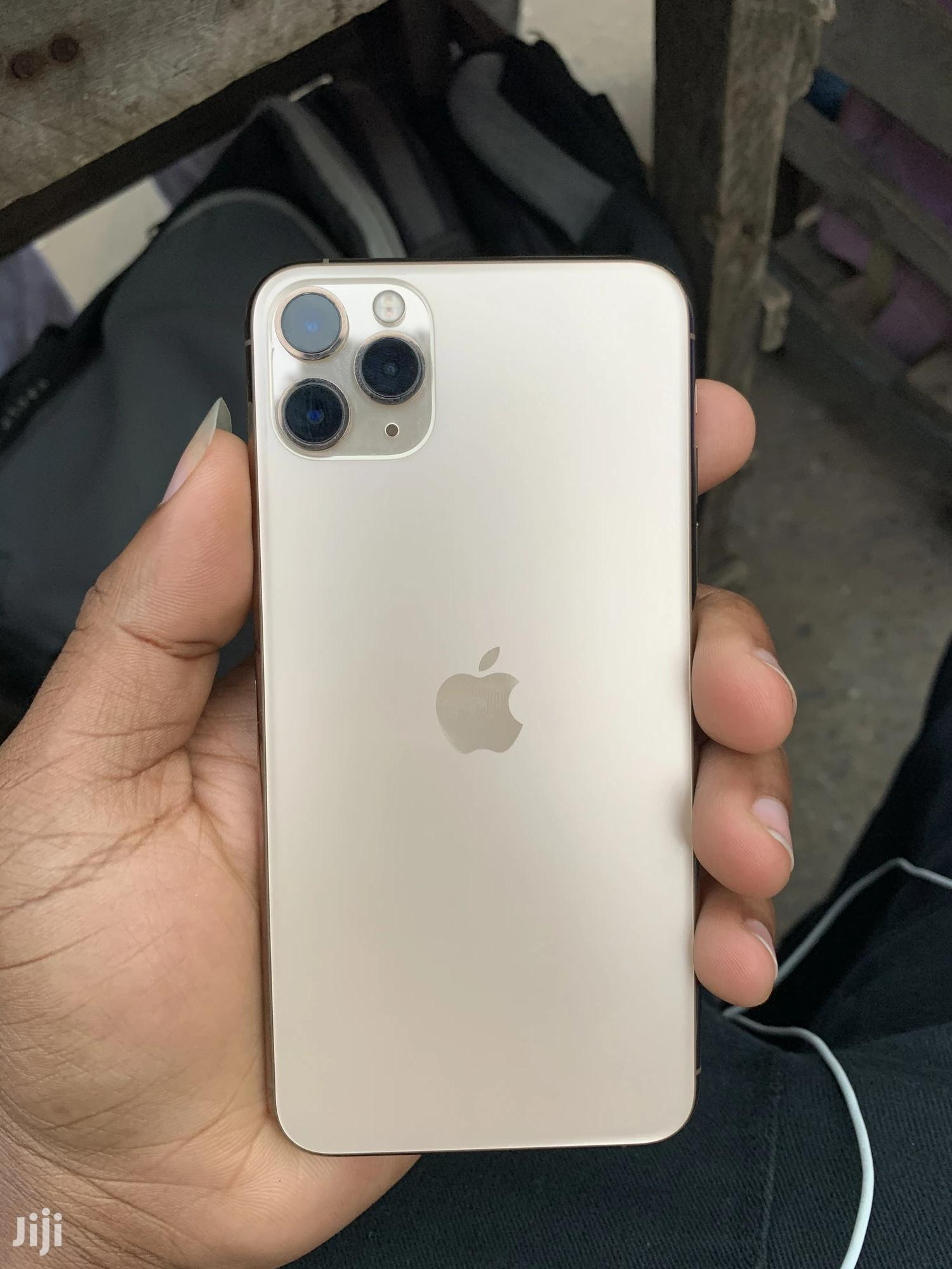Apple iPhone 11 Pro Max 256 GB Gold | Mobile Phones for sale in Dansoman, Greater Accra, Ghana