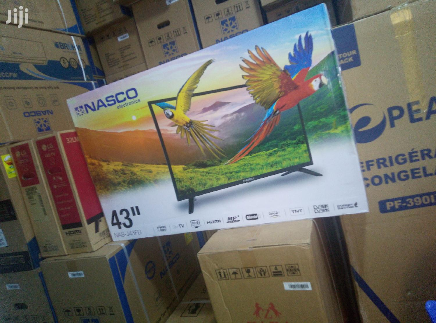 Buy Nasco 43 Digital Satellite TV Full Hd