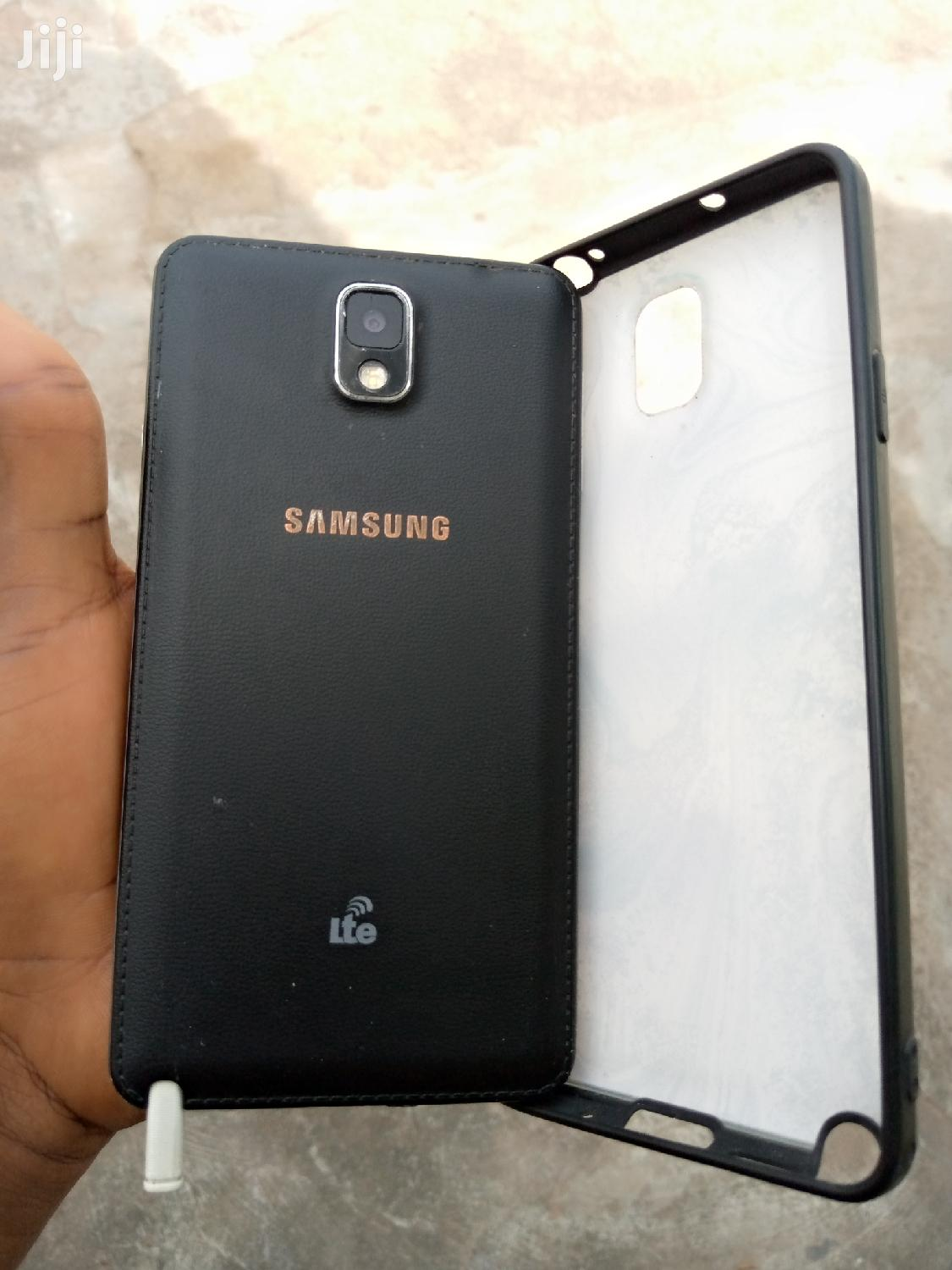 Samsung Galaxy Note 3 32 GB Black | Mobile Phones for sale in Kwashieman, Greater Accra, Ghana