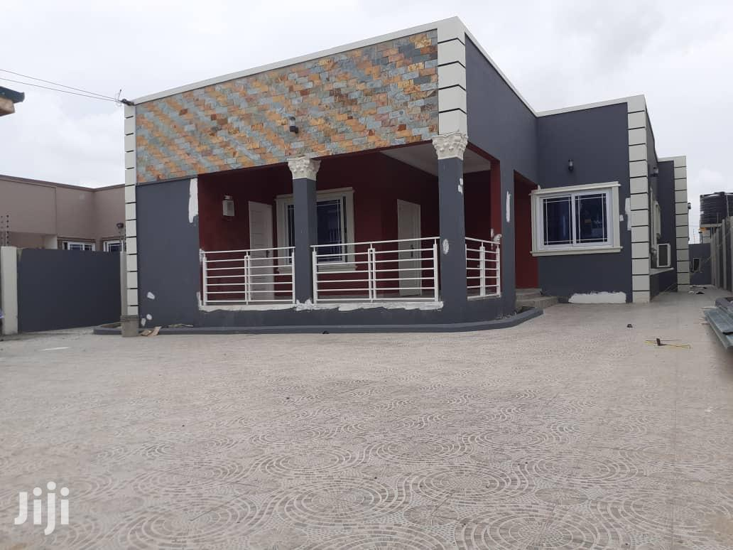 Three Bedroom House For Sale At East Legon Hills